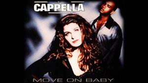 I Cappella nella copertina di move on baby