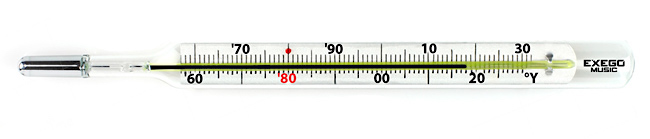 Il termometro che misura i generi musicali negli anni