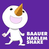 Cover di Baauer con harlem shake
