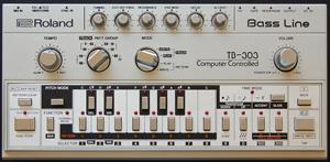La Roland Tb 303
