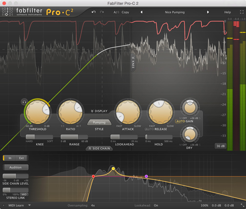 FabFilter Pro C 2